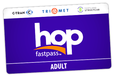 Adult Hop card