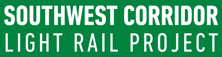 Southwest Corridor Light Rail Project
