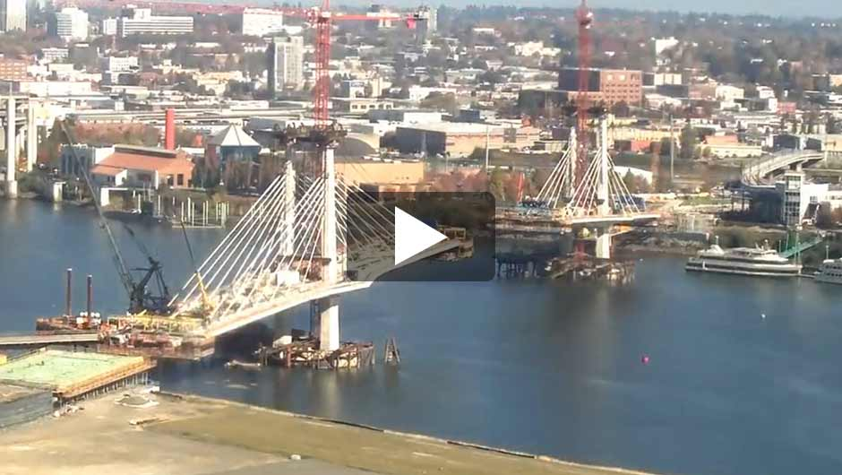 OMSI bridge construction timelapse