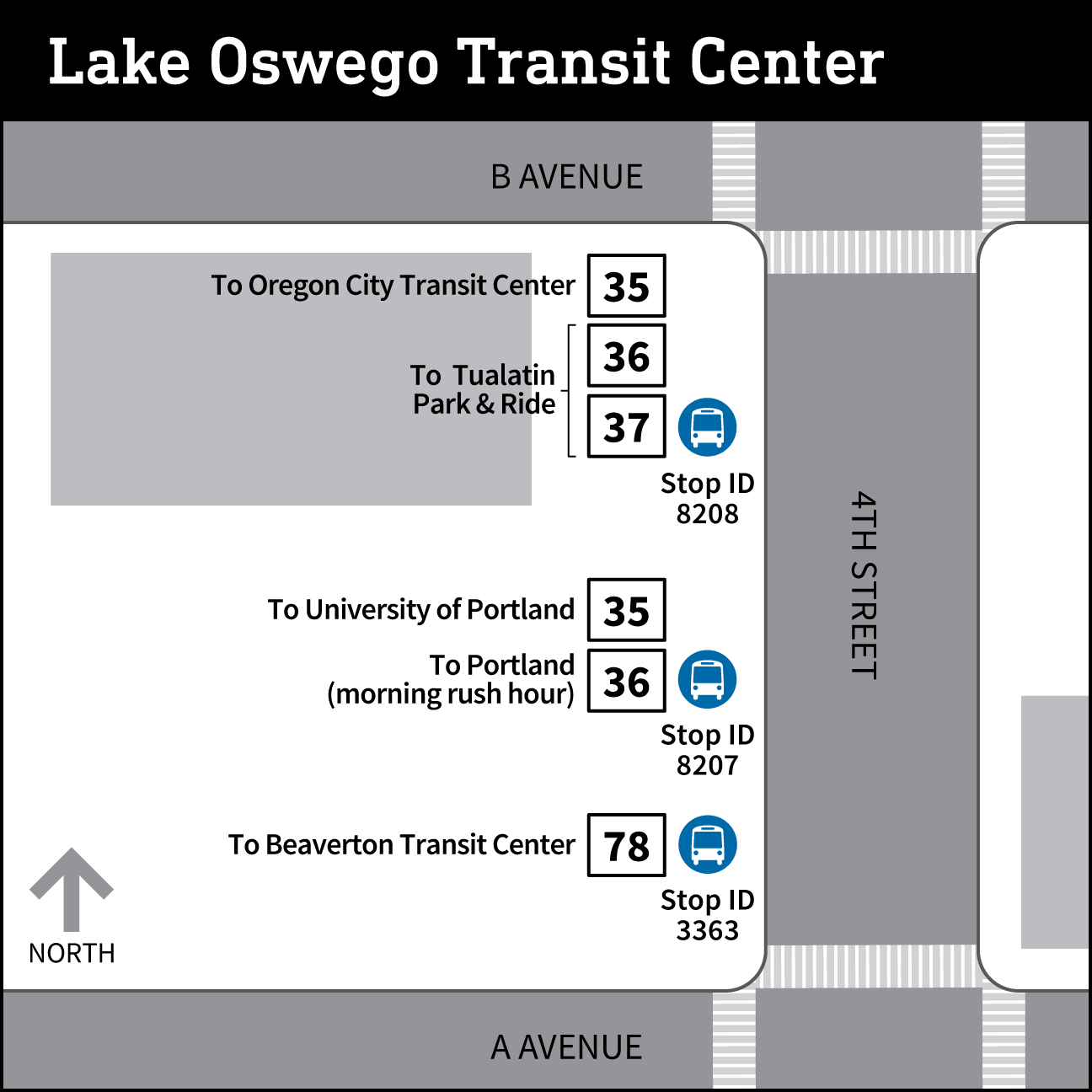 Lake Oswego Transit Center
