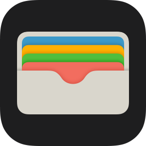 Apple Wallet app icon