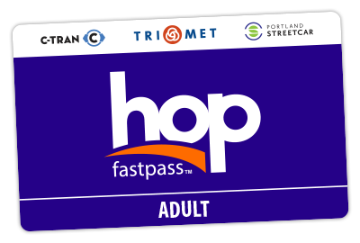Hop card icon