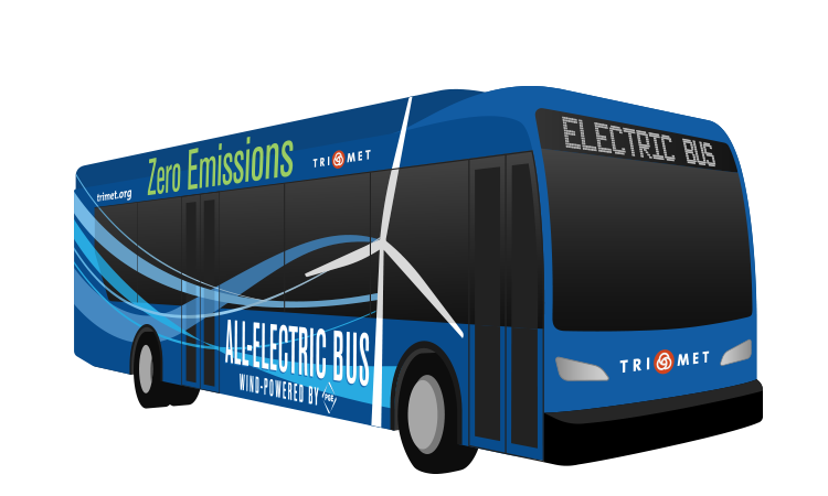 Electric Buses on