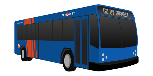 Maps And Schedules For Trimet Buses Max And Wes