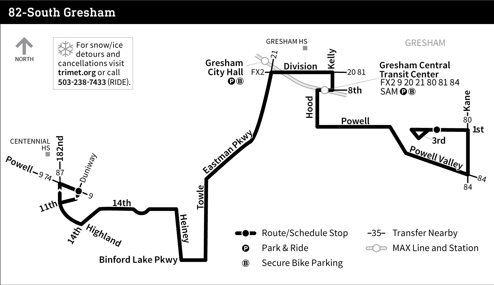 82-South Gresham