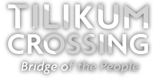 Tilkum Crossing logo